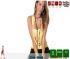 sexy strip poker model